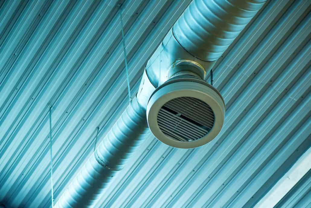 loft ventilationsrør