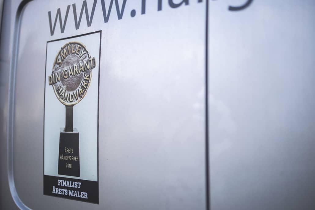Årets håndværker 2018 finalist