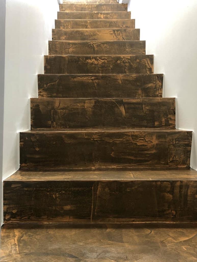 spartling af trappeopgang