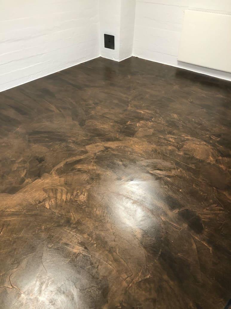 Spartlet gulv